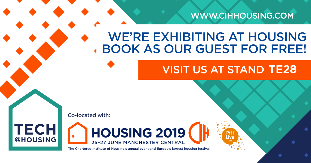 VerseOne Stand TE28 at CiH Housing 2019