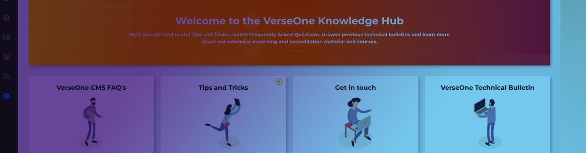 MyVerseOne - An all encompassing gateway to Verseone's digital solutions