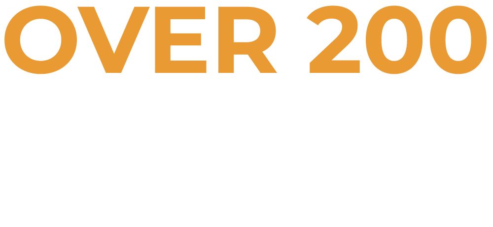over 200 active verseone solutions